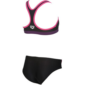 arena Sumo Two-Pieces Swimsuit Girls black-fresia